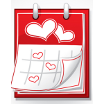 Your Personal Love Calendar