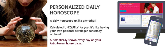 Personal Daily Horoscope
