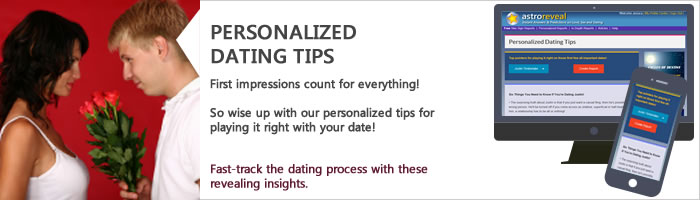 Personalized Dating Tips