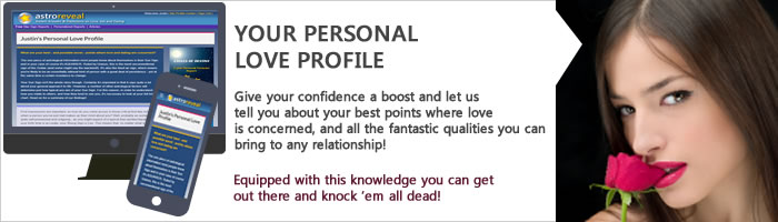 Your Personal Love Profile