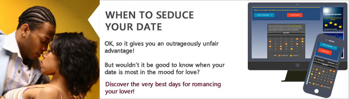 When to seduce your date