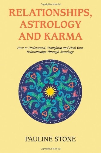 Relationships, Astrology and Karma Front Cover